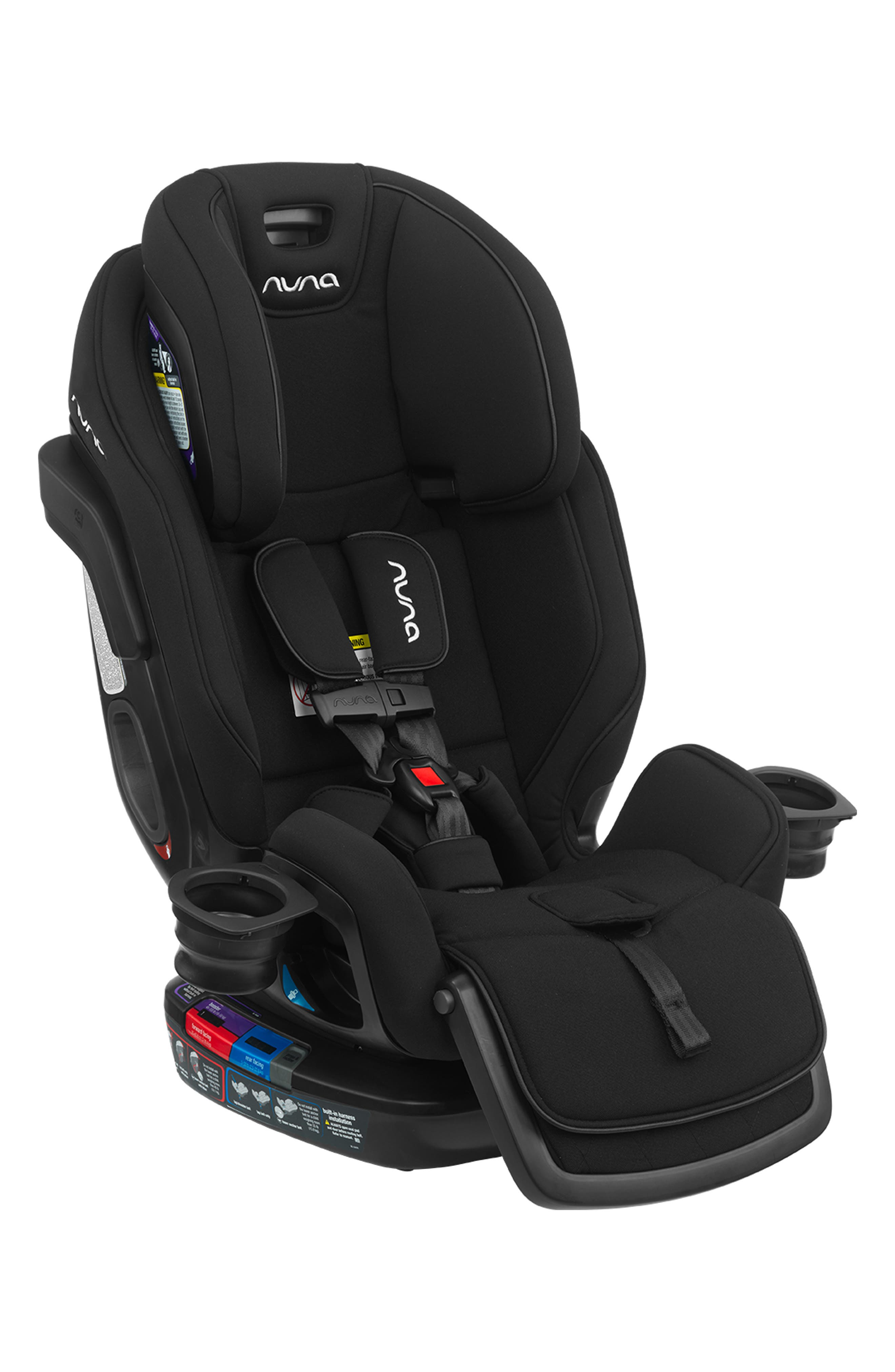 Infant Nuna Exec(TM) All-In-One Car Seat, Size One Size - Black (Nordstrom Exclusive)