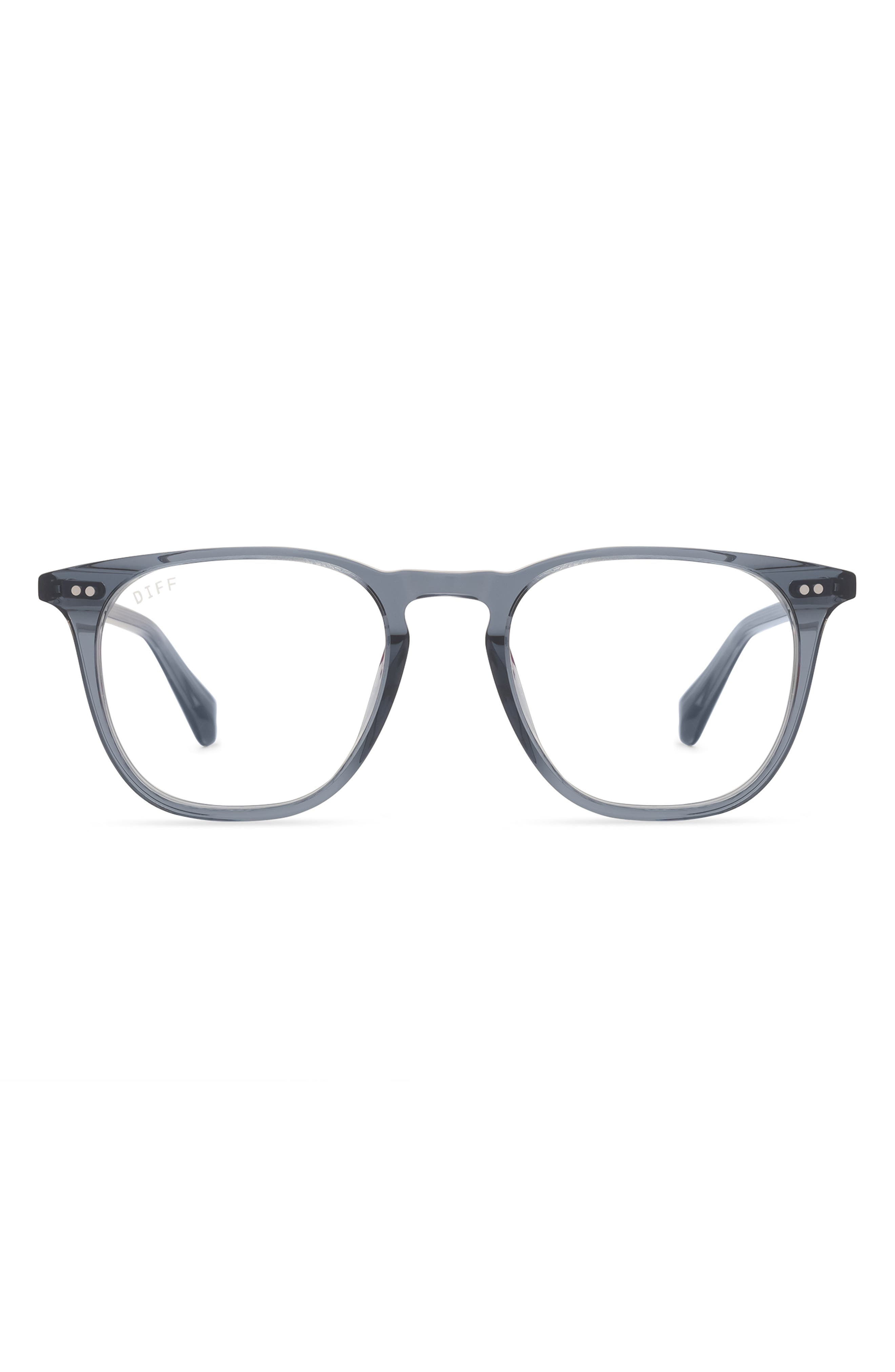 Maxwell 49mm Small Square Optical Glasses
