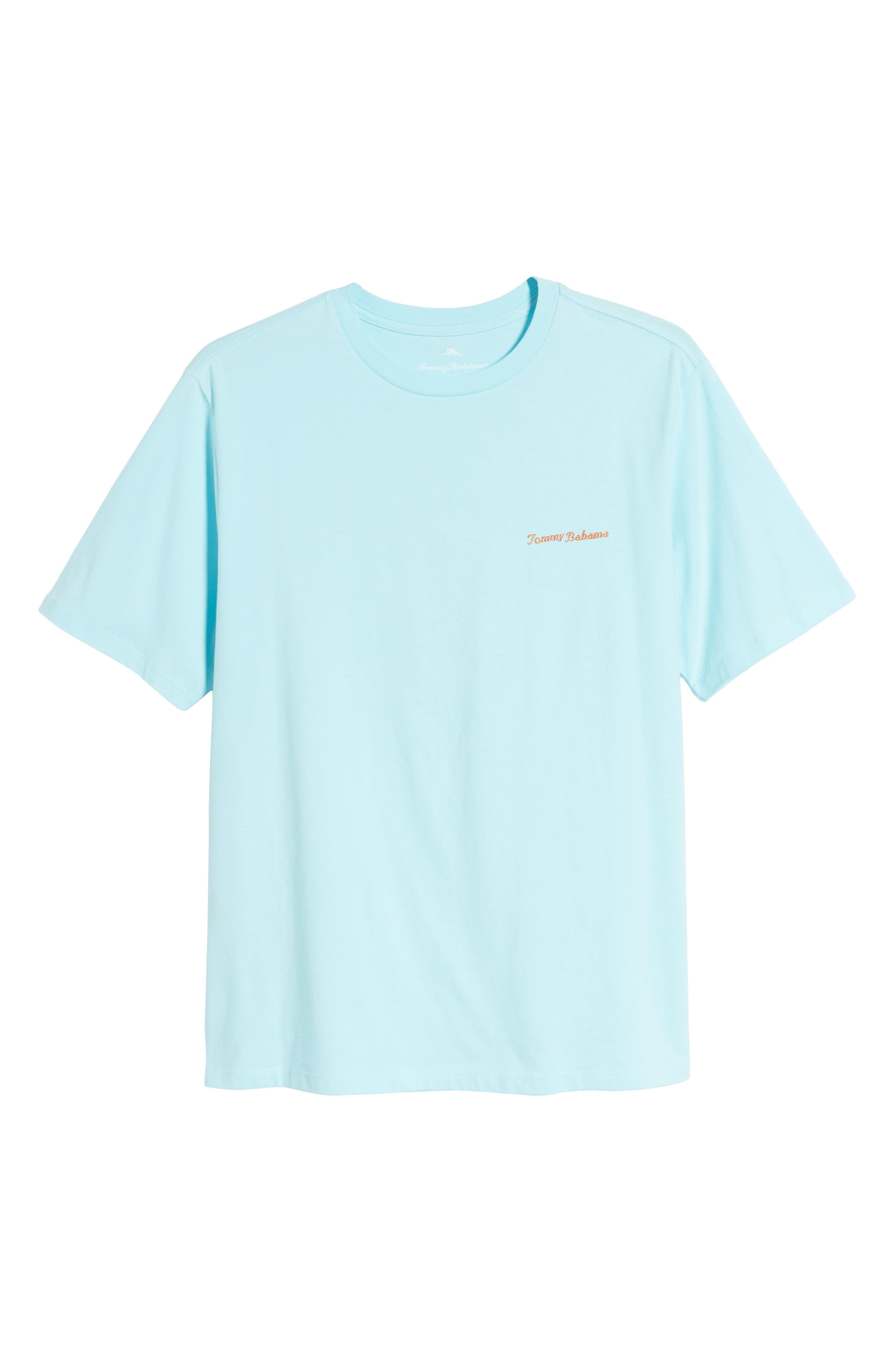 ,                             First on the Board Graphic T-Shirt,                             Alternate thumbnail 6, color,                             SEA SPRITE BLUE