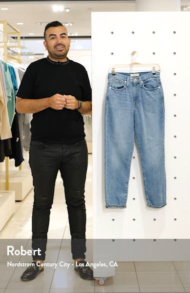 The Momjean High Waist Jeans, sales video thumbnail