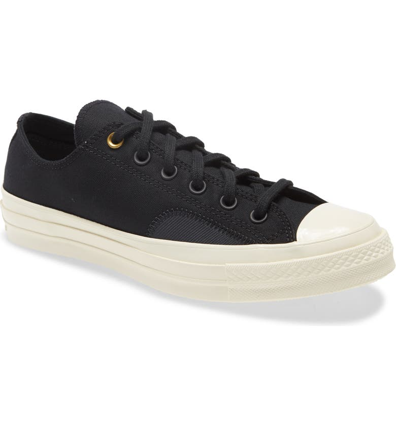 CONVERSE Chuck Taylor<sup>®</sup> All Star<sup>®</sup> 70 Low Top Sneaker, Main, color, 001