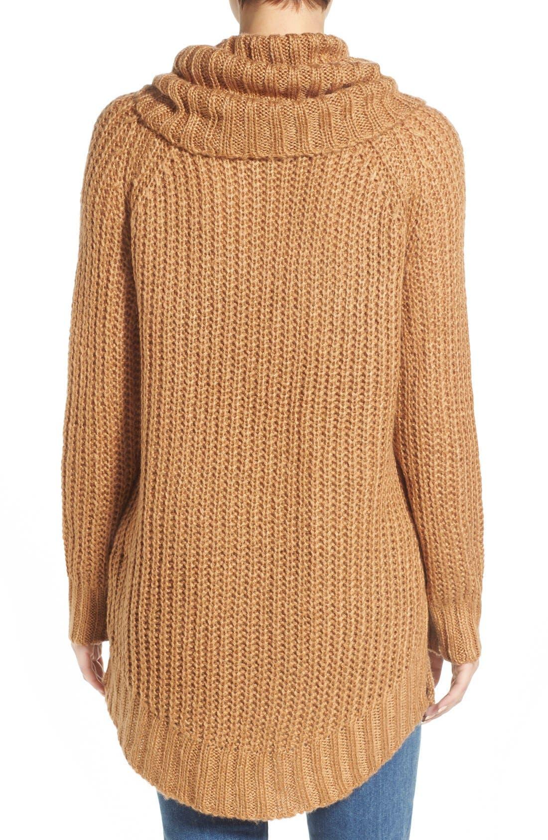 ,                             Cowl Neck Sweater,                             Alternate thumbnail 20, color,                             230