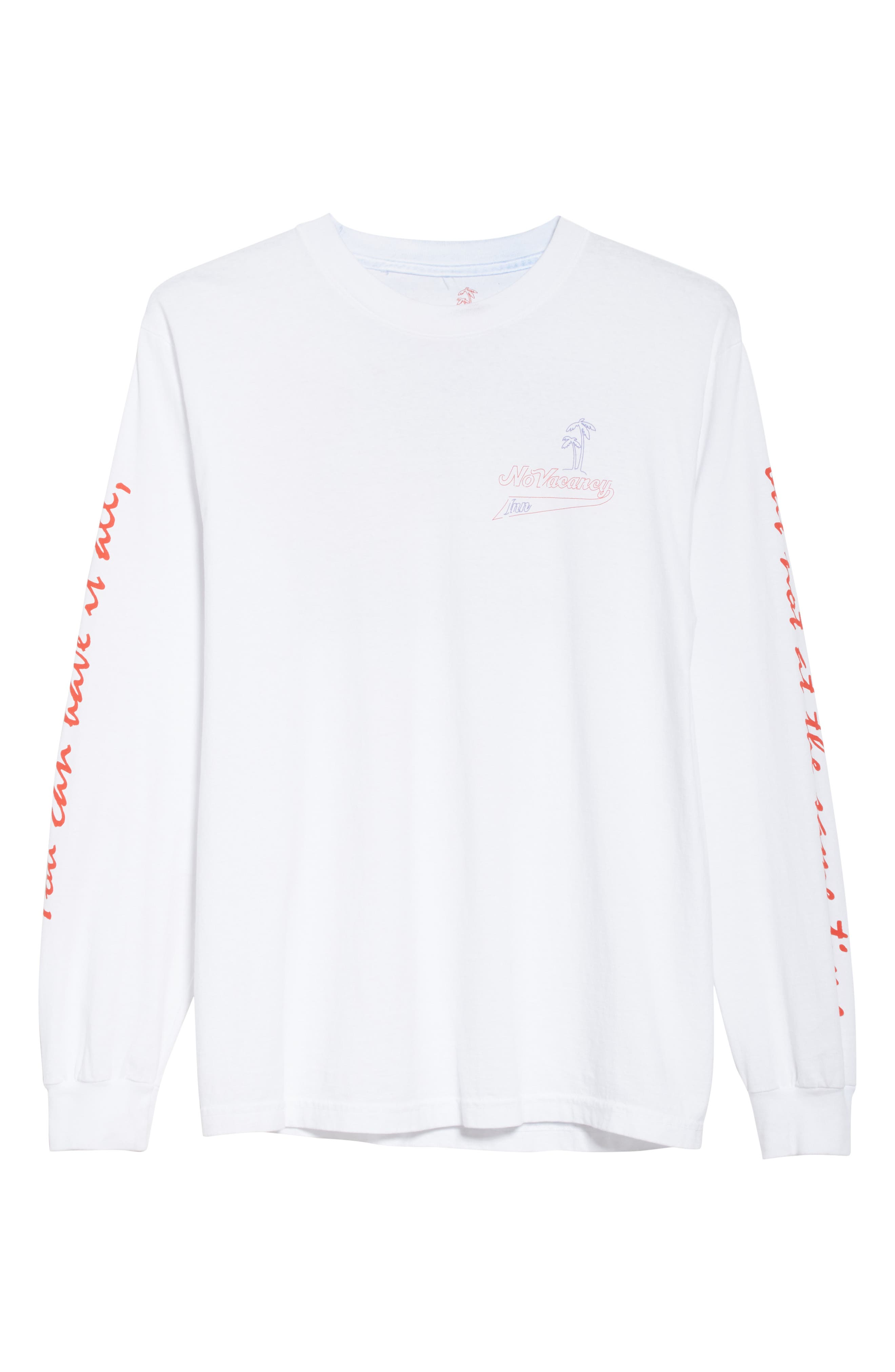 No Vacancy Inn Escape To Paradise Long Sleeve T-Shirt