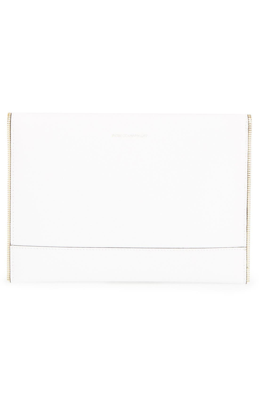 ,                             Leo Envelope Clutch,                             Alternate thumbnail 119, color,                             102