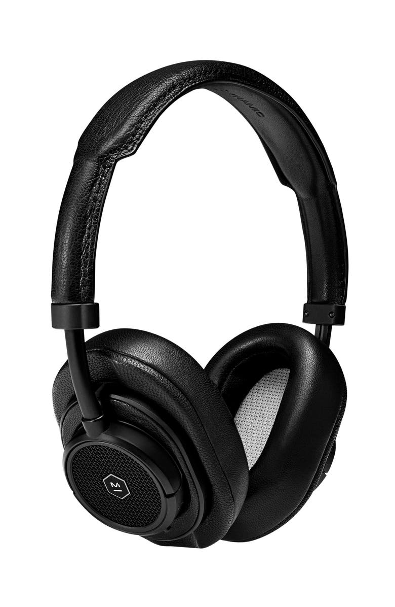 MASTER & DYNAMIC MW50Plus Wireless On/Over-Ear Headphones, Main, color, 001