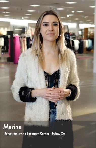 Sheri Rhinestone Pocket Slim Stretch Jeans, sales video thumbnail