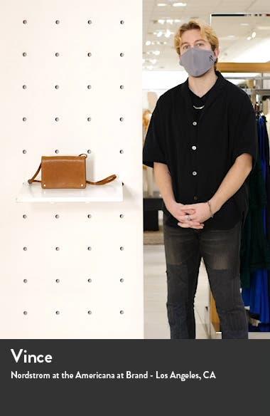 Lex Mini Leather Crossbody Bag, sales video thumbnail