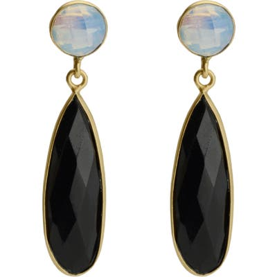 Karen London Iris Drop Earrings