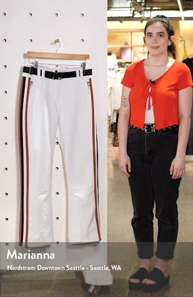 Moritz Waterproof Soft Shell Slim Leg Ski Pants, sales video thumbnail