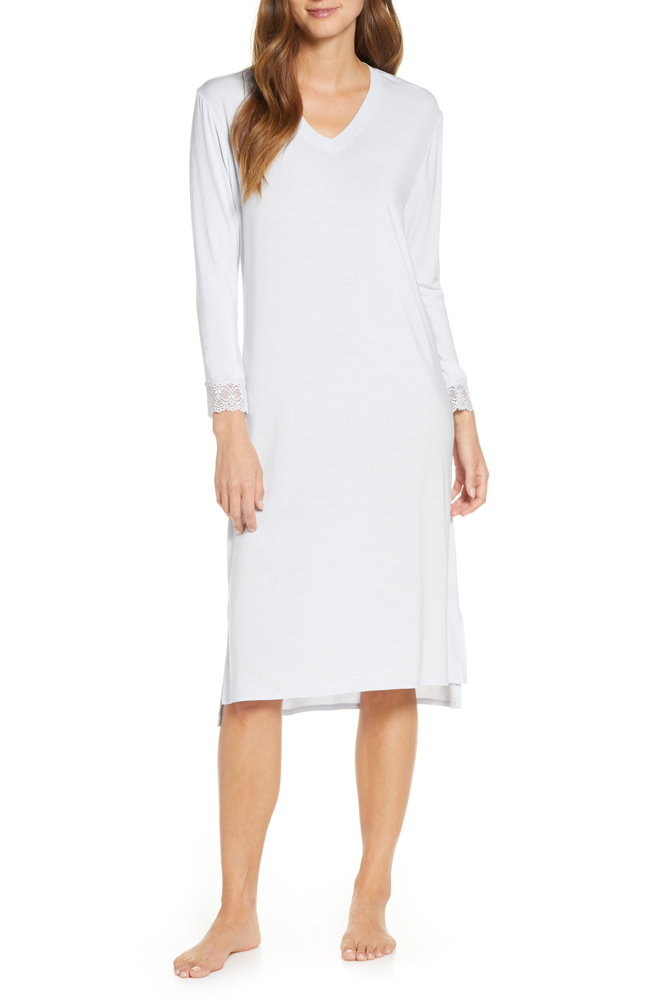 Rachel Parcell Knit Nightgown (Nordstrom Exclusive)