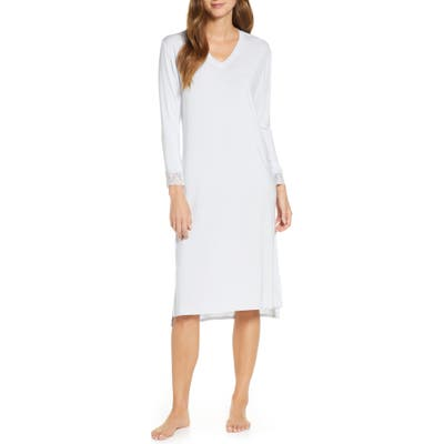 Rachel Parcell Knit Nightgown, Blue (Nordstrom Exclusive)