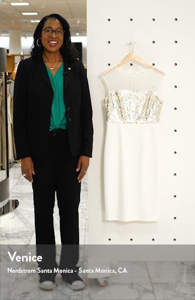 Sequin Body-Con Dress, sales video thumbnail