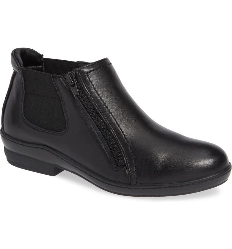 DAVID TATE Bristol Bootie, Main, color, BLACK