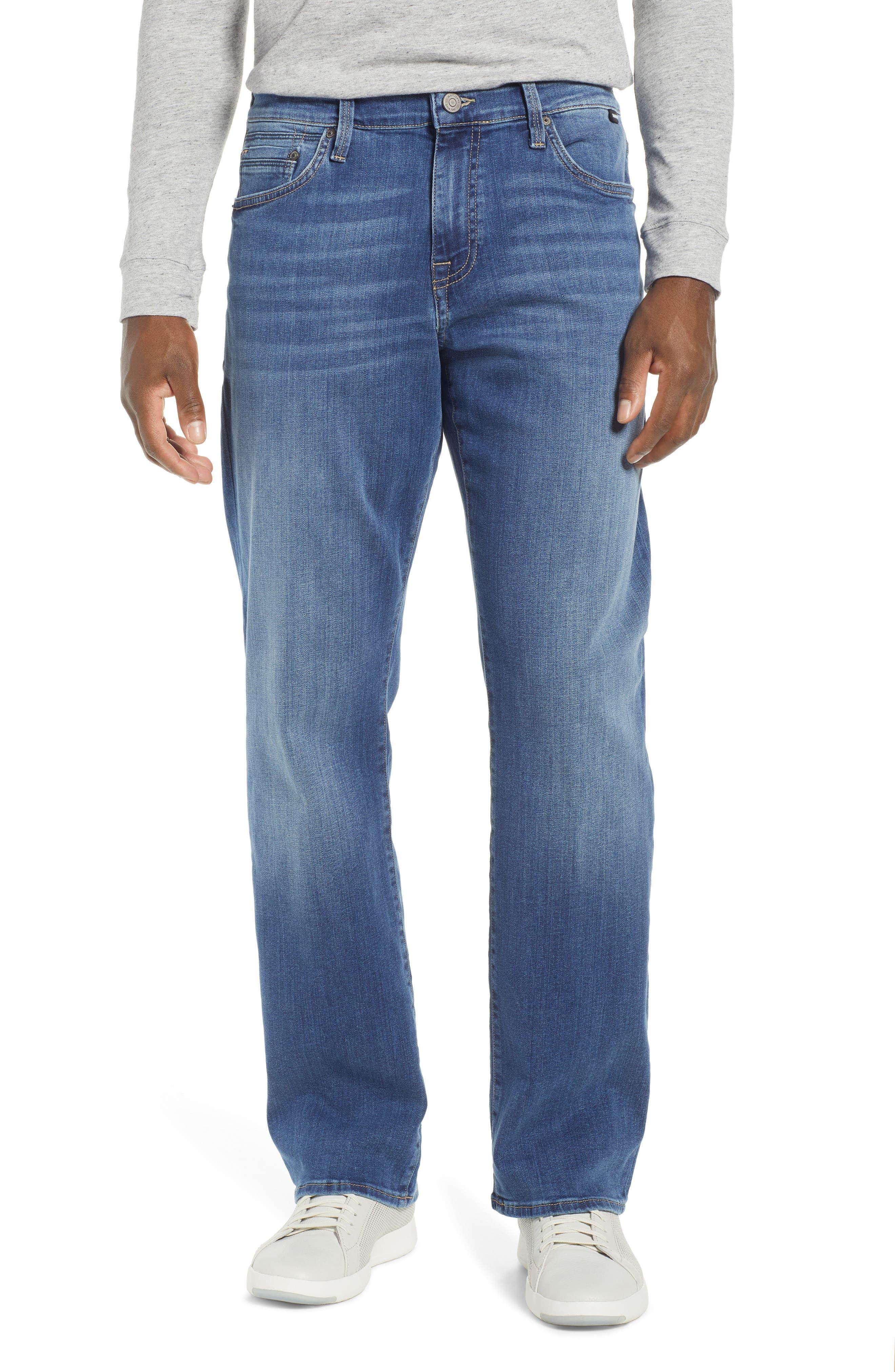 Matt Relaxed Fit Jeans