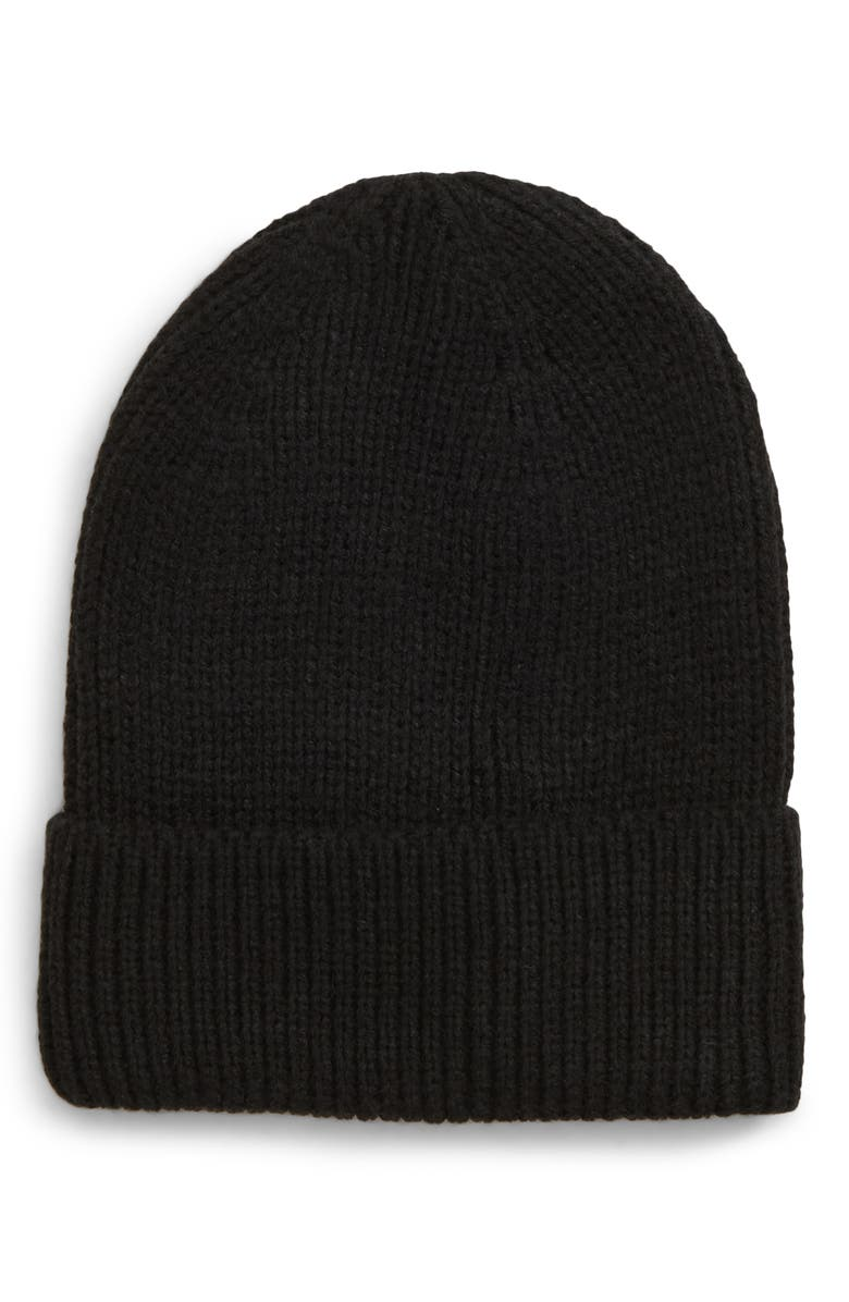 BP. Cuff Beanie, Main, color, BLACK