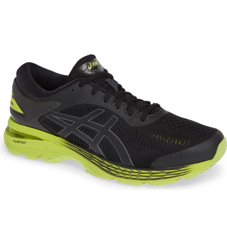 ASICS<SUP>®</SUP> GEL-Kayano<sup>®</sup> 25 Running Shoe, Main, color, 001
