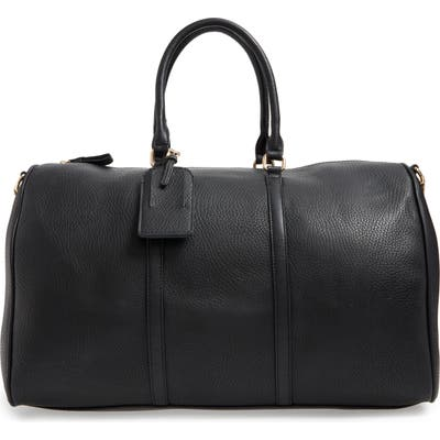 Sole Society Lacie Faux Leather Duffle Bag -