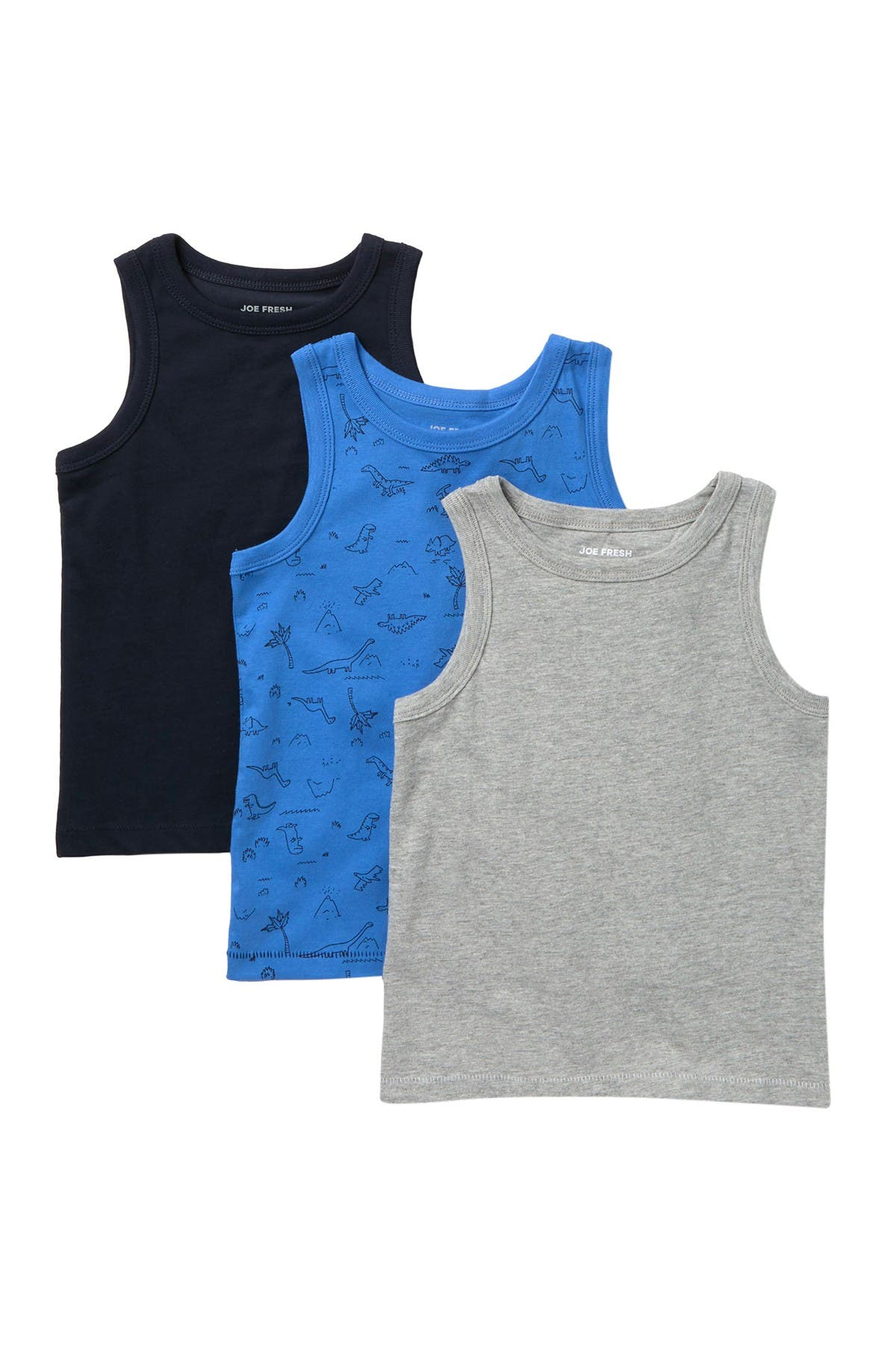 Image of Joe Fresh Tank Top - Pack of 3
