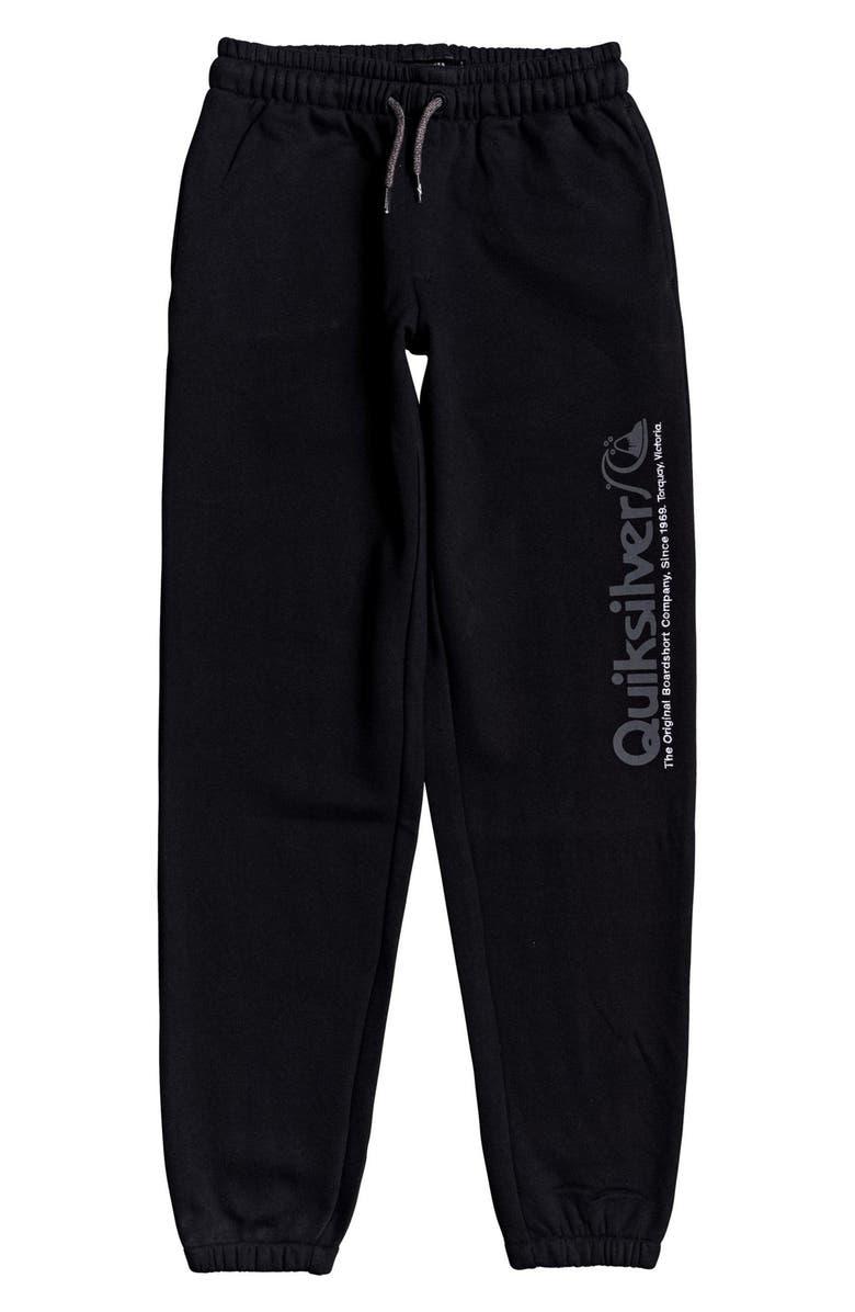 QUIKSILVER Track Pants, Main, color, 002