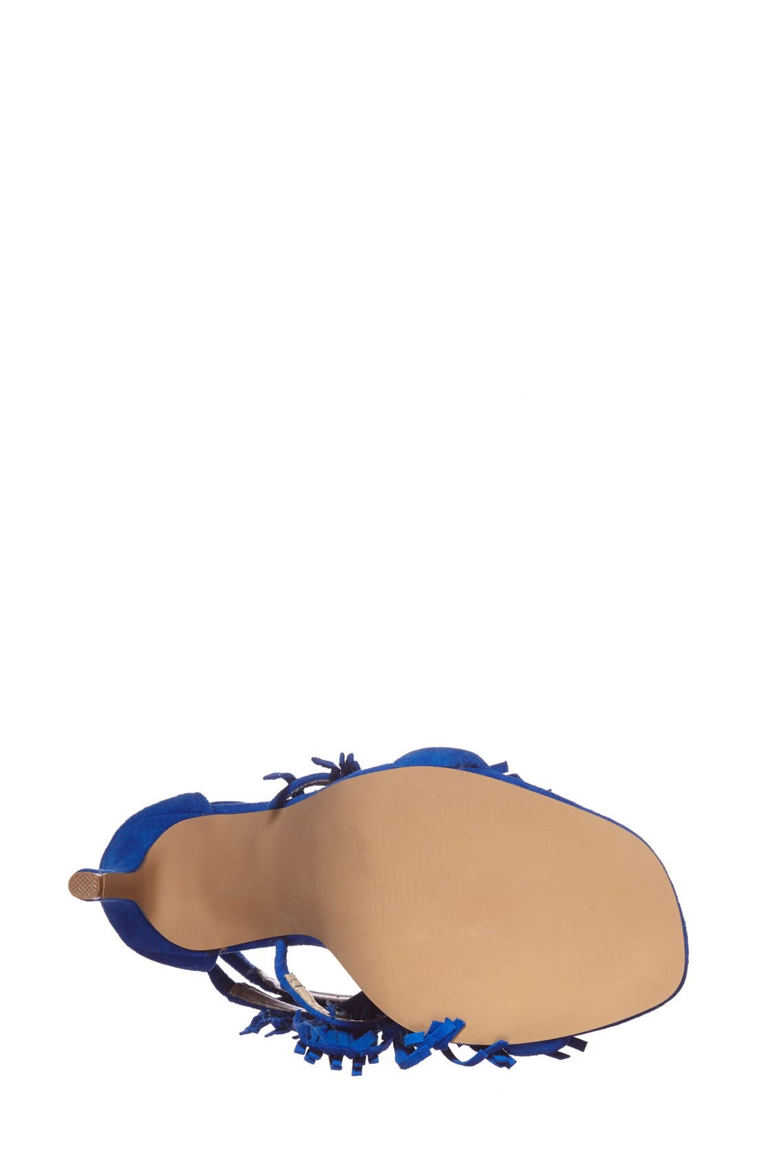 ,                             'Fringly' Sandal,                             Alternate thumbnail 16, color,                             400