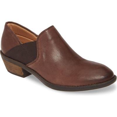 Comfortiva Valance Bootie- Brown