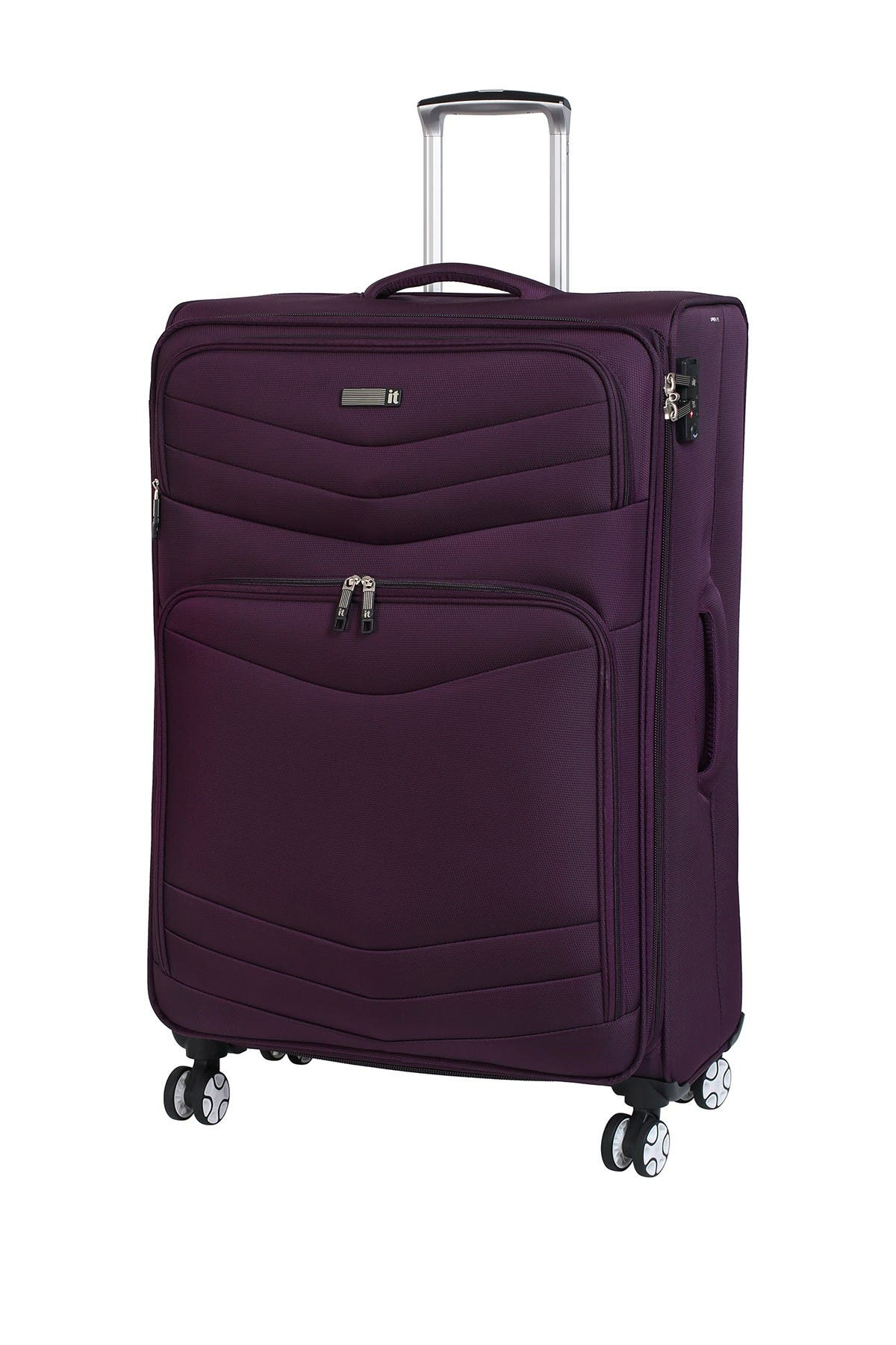 """Image of it luggage Potent Purple 31.7"""" Intrepid 8 Wheel with Expander"""