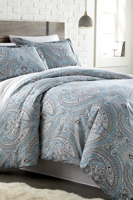 Image of SOUTHSHORE FINE LINENS Pure Melody Duvet Cover Sets - Full/Queen