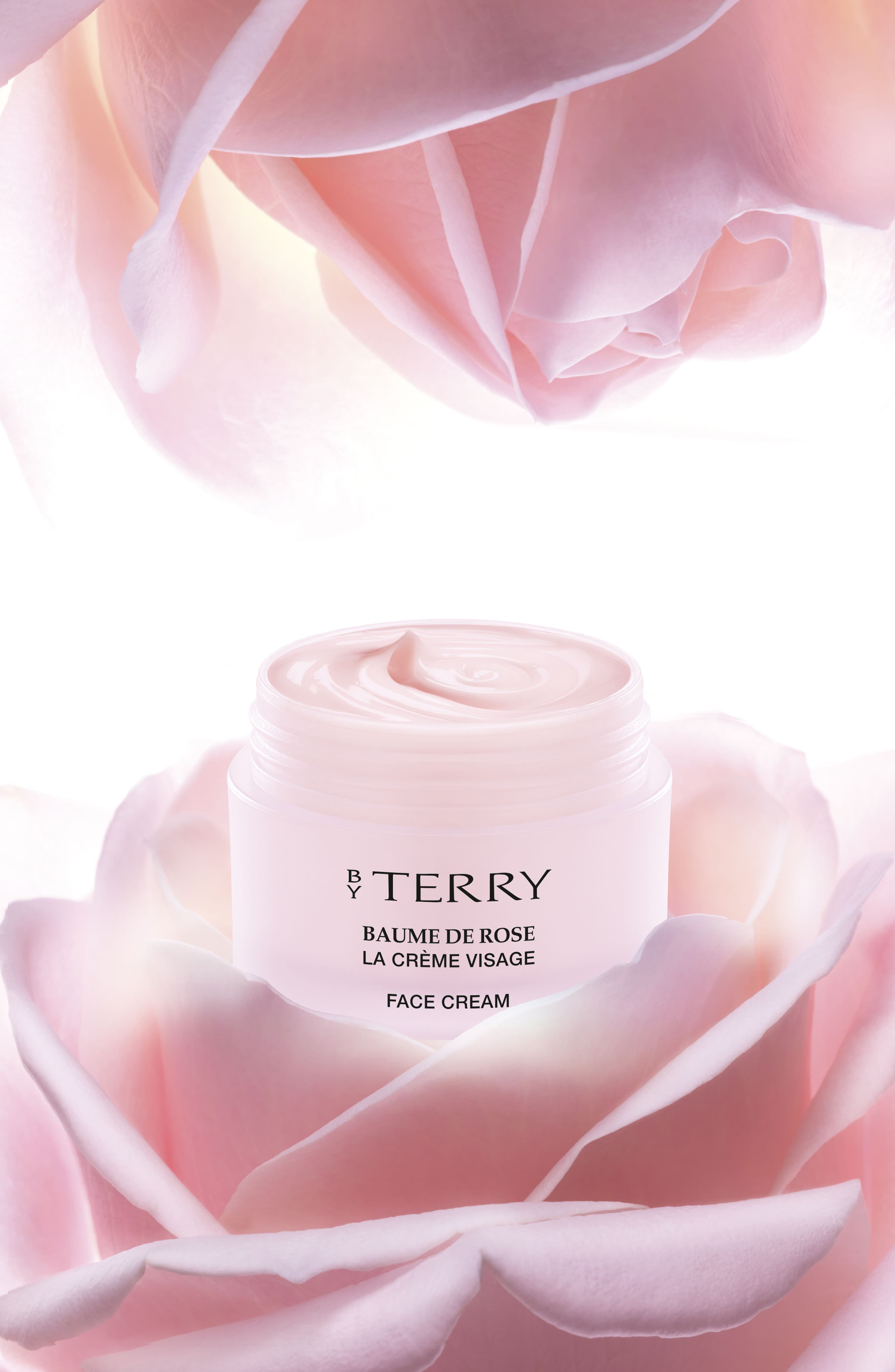 ,                             SPACE.NK.apothecary By Terry Baume de Rose Visage Face Cream,                             Alternate thumbnail 6, color,                             NO COLOR