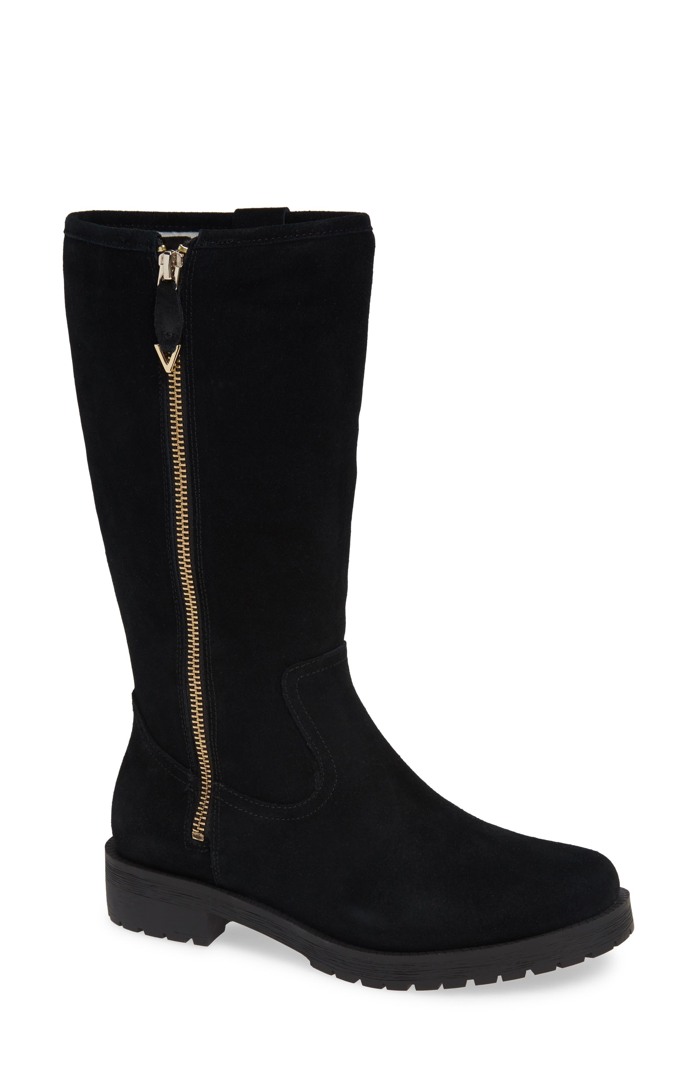 Vionic Mica Boot, Black