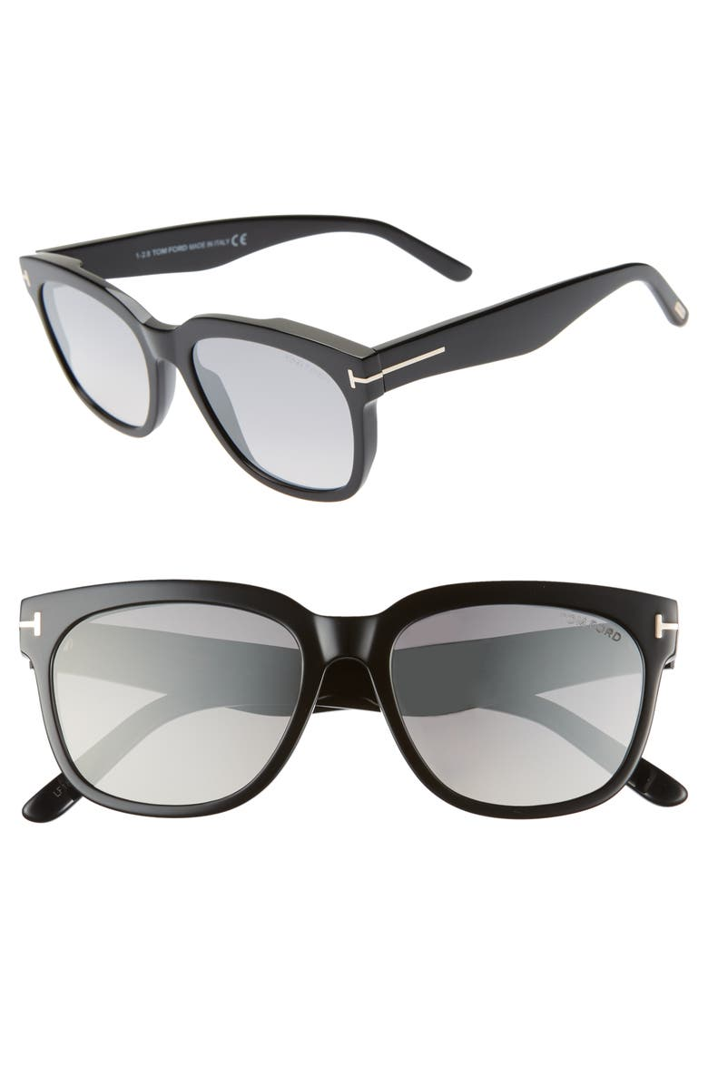 Tom Ford Rhett 55mm Sunglasses