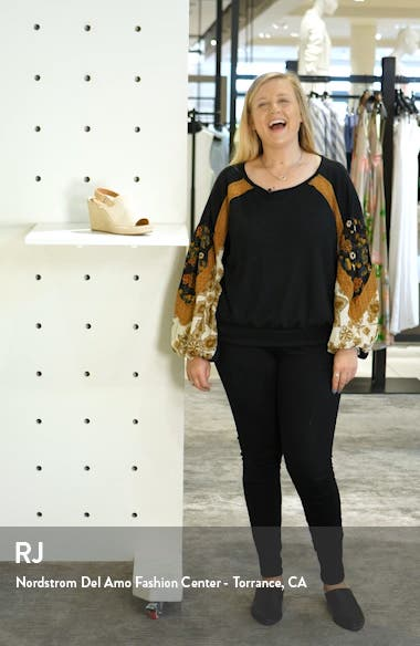 Monica Slingback Wedge, sales video thumbnail