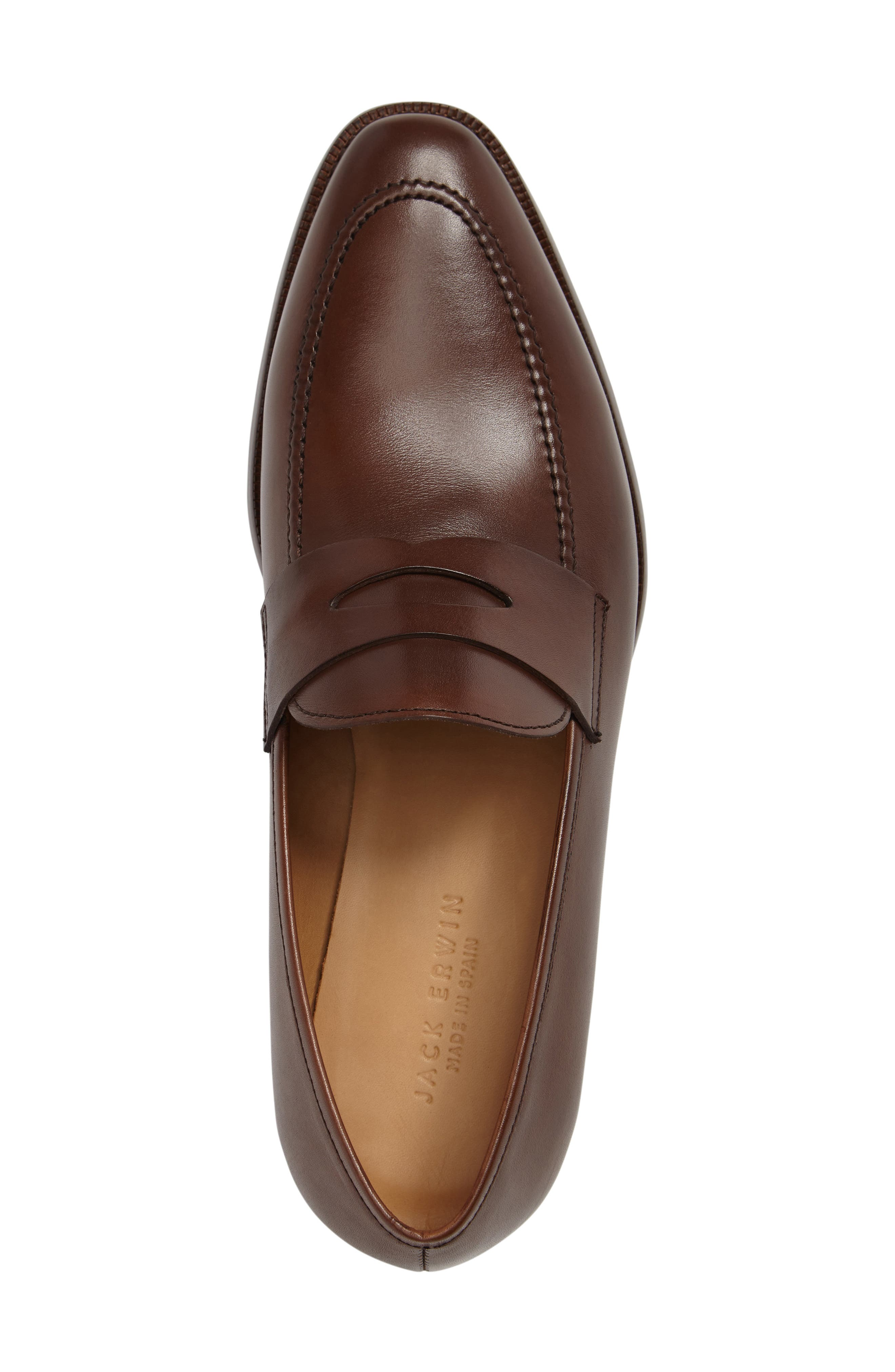 ,                             Abe Penny Loafer,                             Alternate thumbnail 8, color,                             200