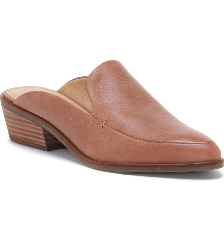 LUCKY BRAND Margete Mule, Main, color, LATTE LEATHER