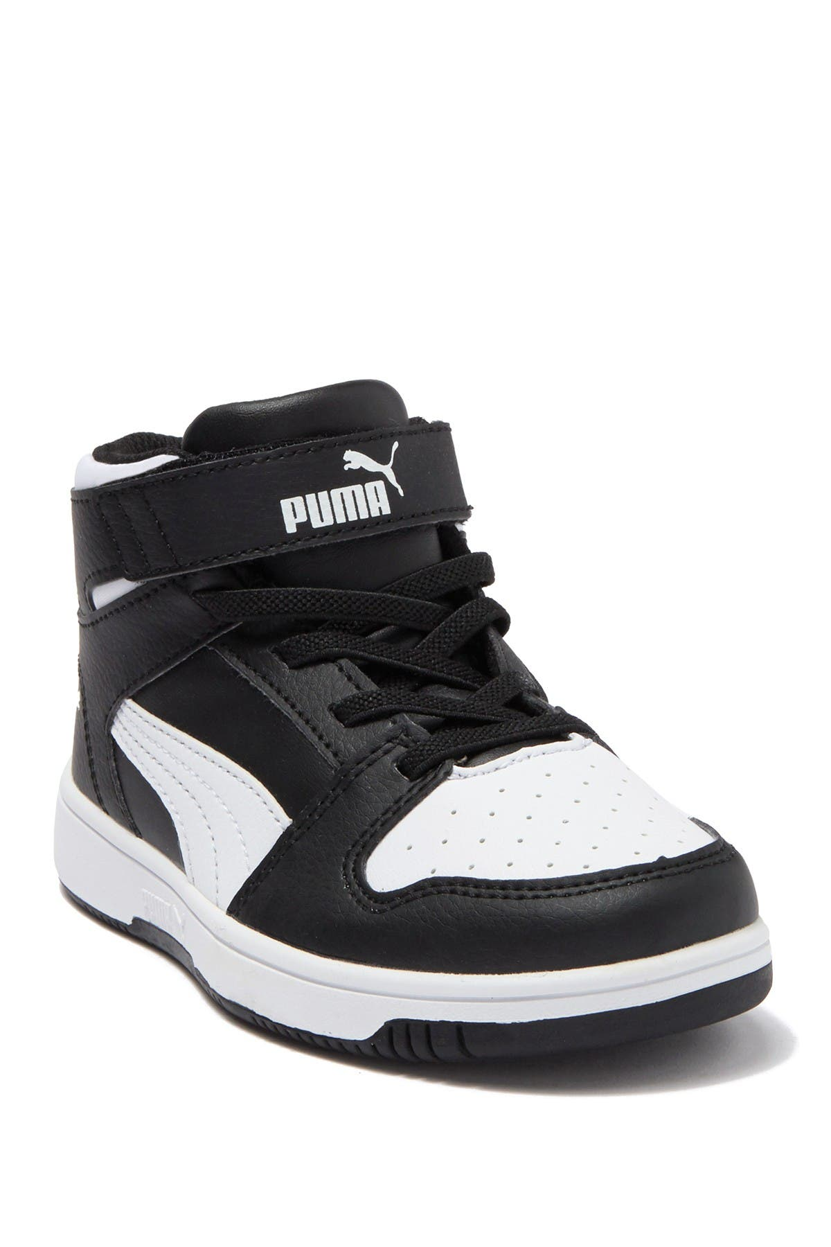 Image of PUMA Rebound Lay-Up High-Top Sneaker