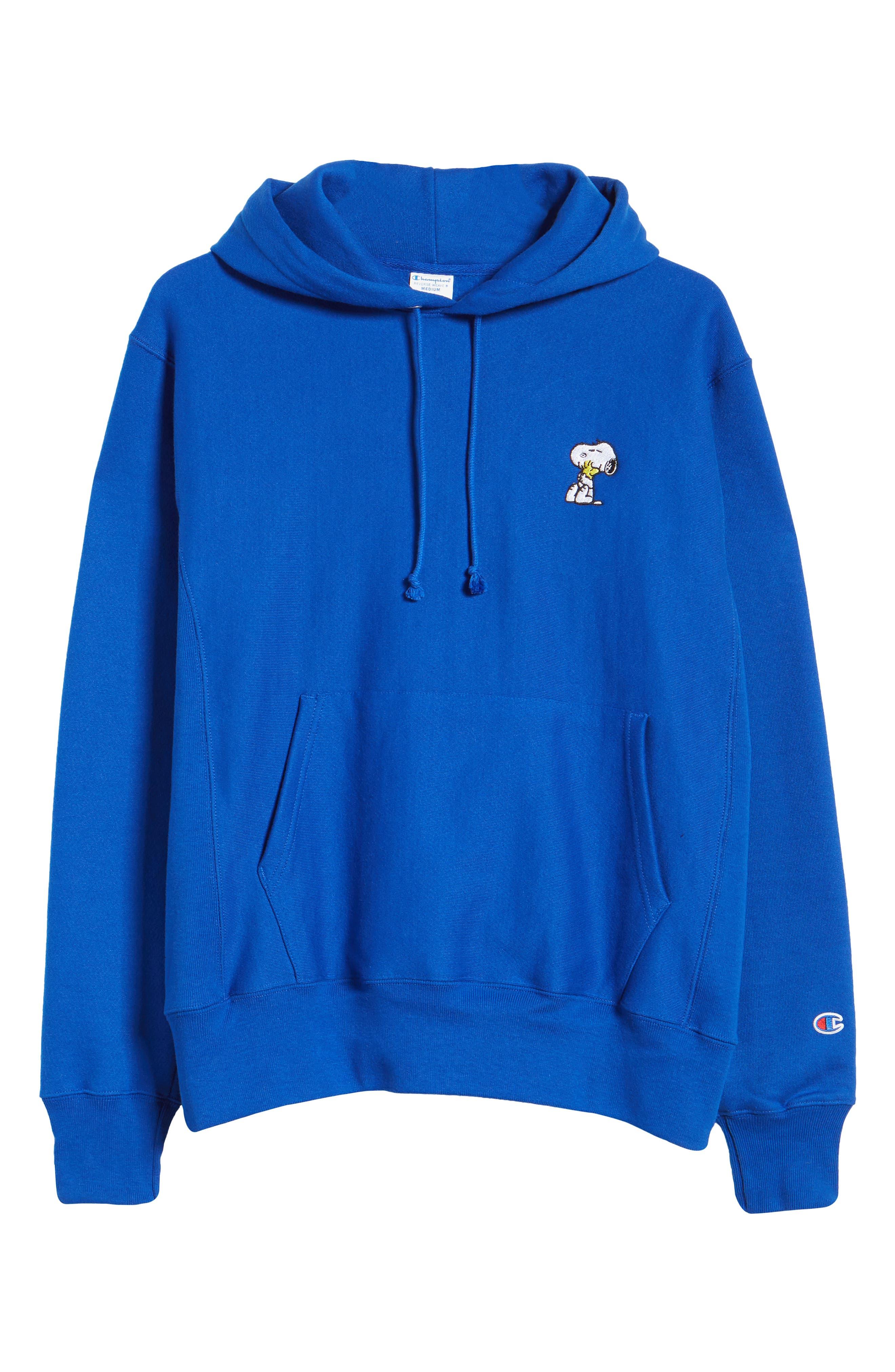 Champion x Peanuts® Snoopy Hug Hoodie (Nordstrom Exclusive)