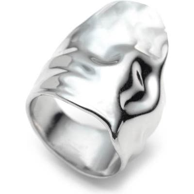 Alexis Bittar Crumpled Asymmetric Statement Ring