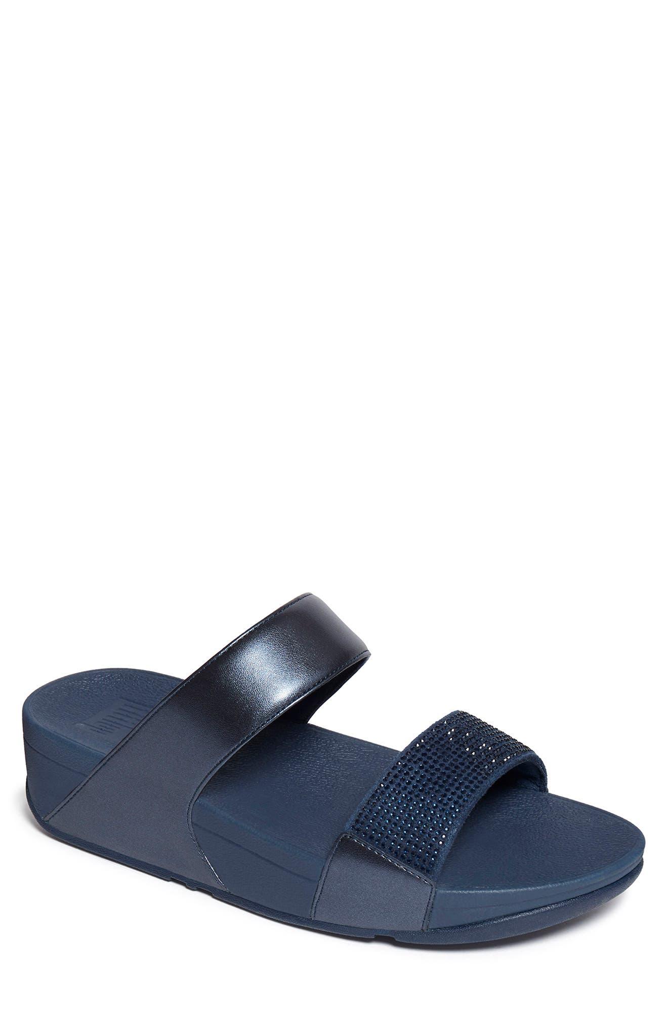 Lulu Crystal Sandal