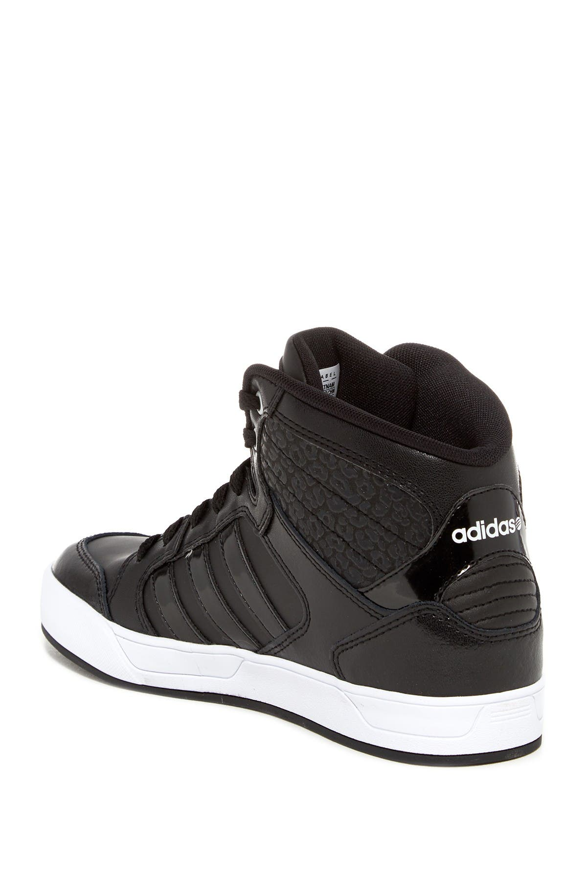 Image of adidas BBNeo Raleigh Hi-Top Sneaker