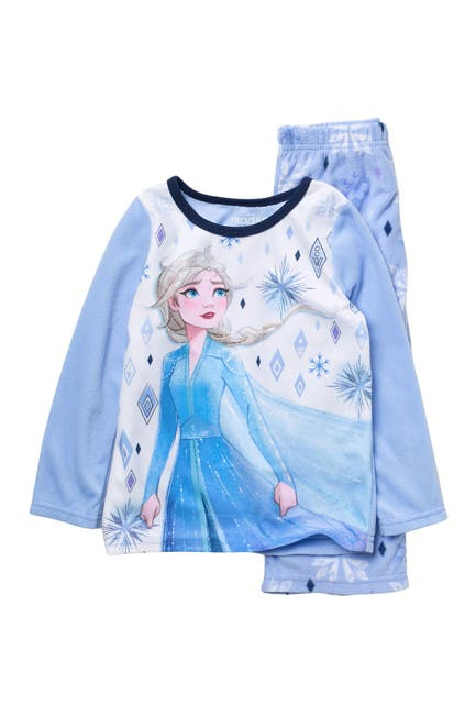 Image of AME Frozen Top & Pants Pajama Set
