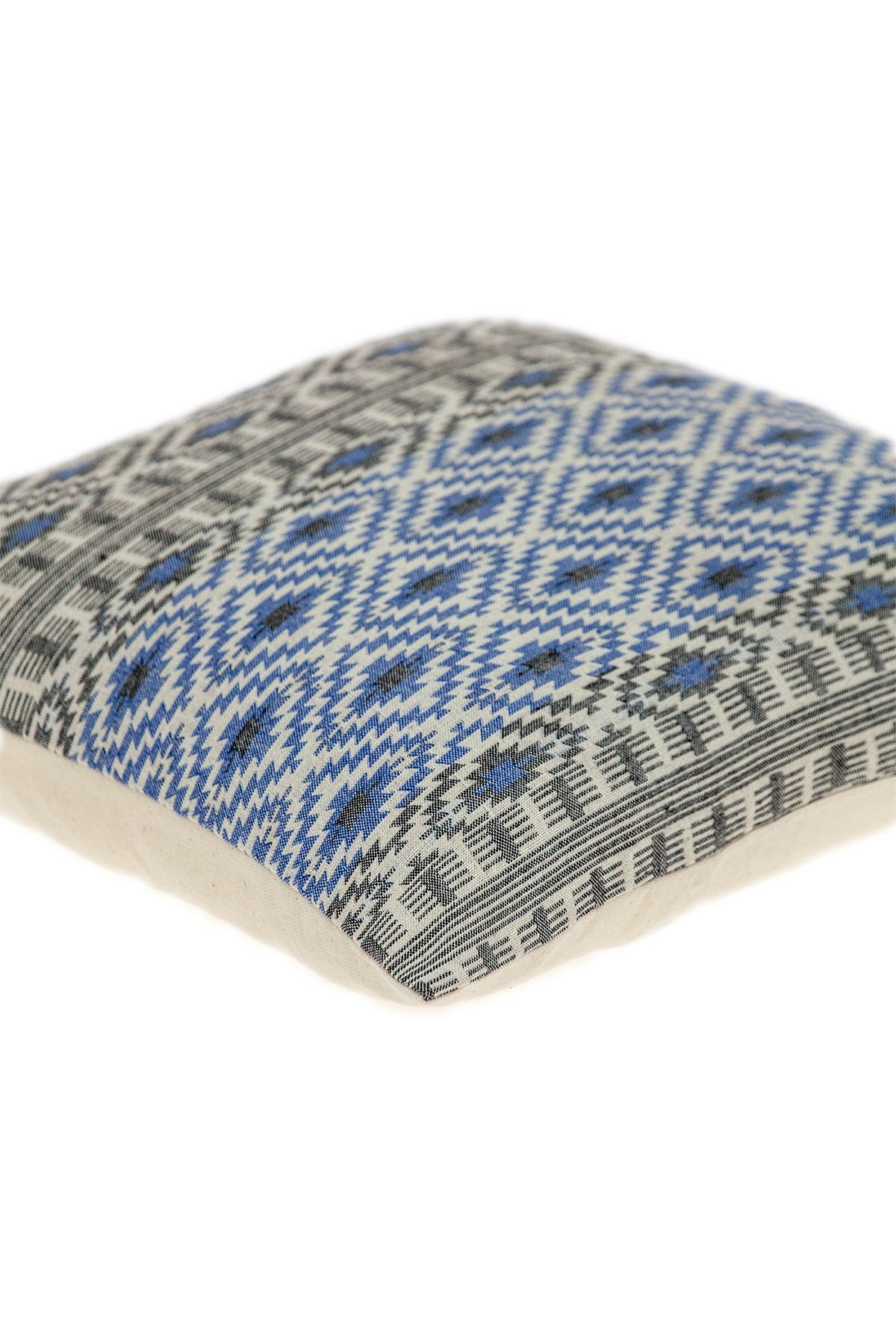 Image of Parkland Collection Chaka Transitional Beige Throw Pillow