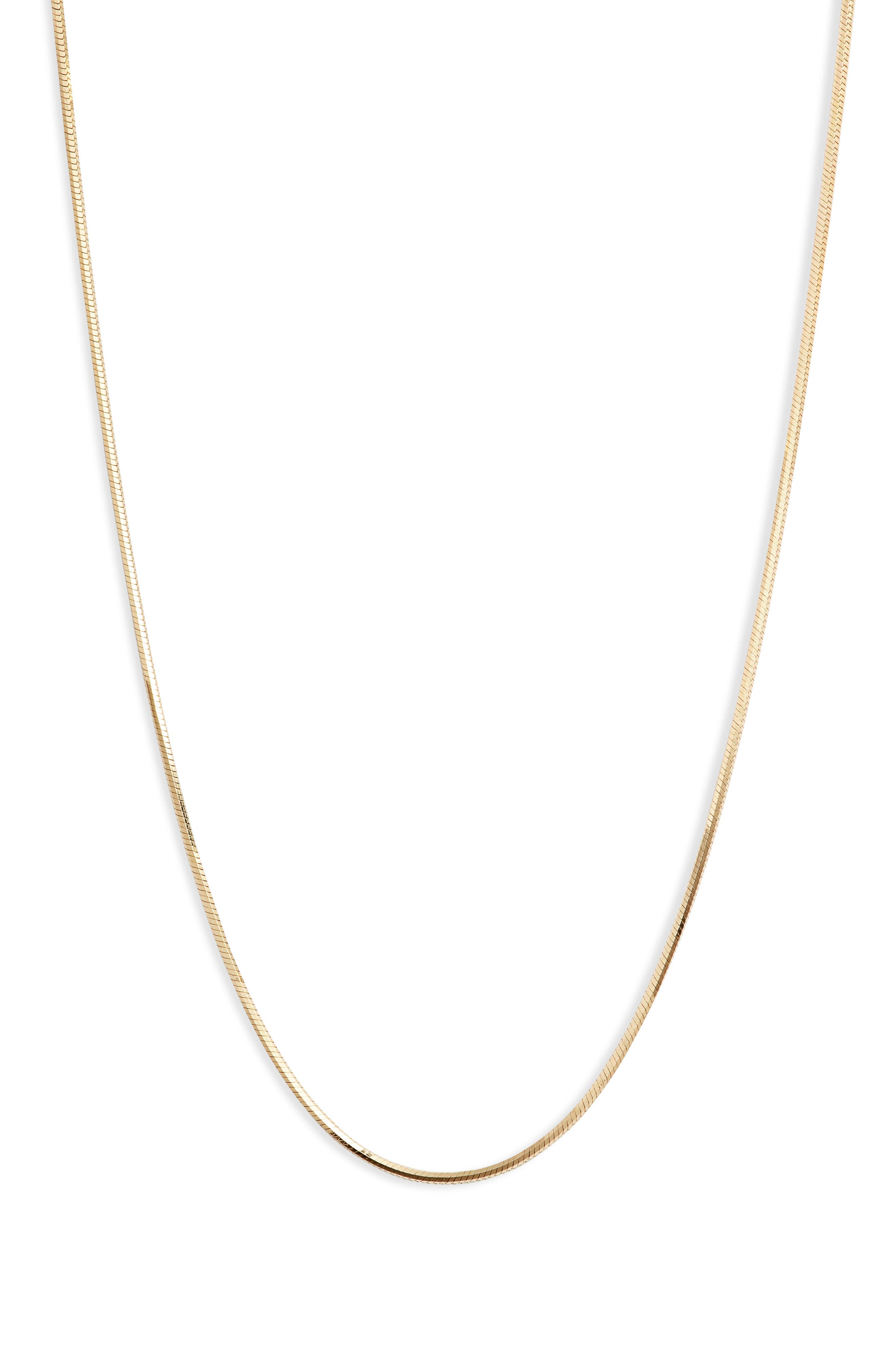 Women's Argento Vivo Tuscany Chain Necklace
