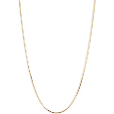 Argento Vivo Tuscany Sterling Chain Necklace