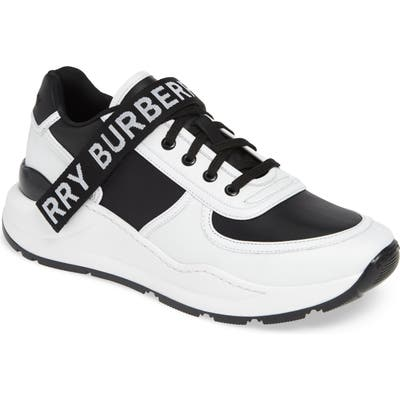 Burberry Ronnie Sneaker - Black