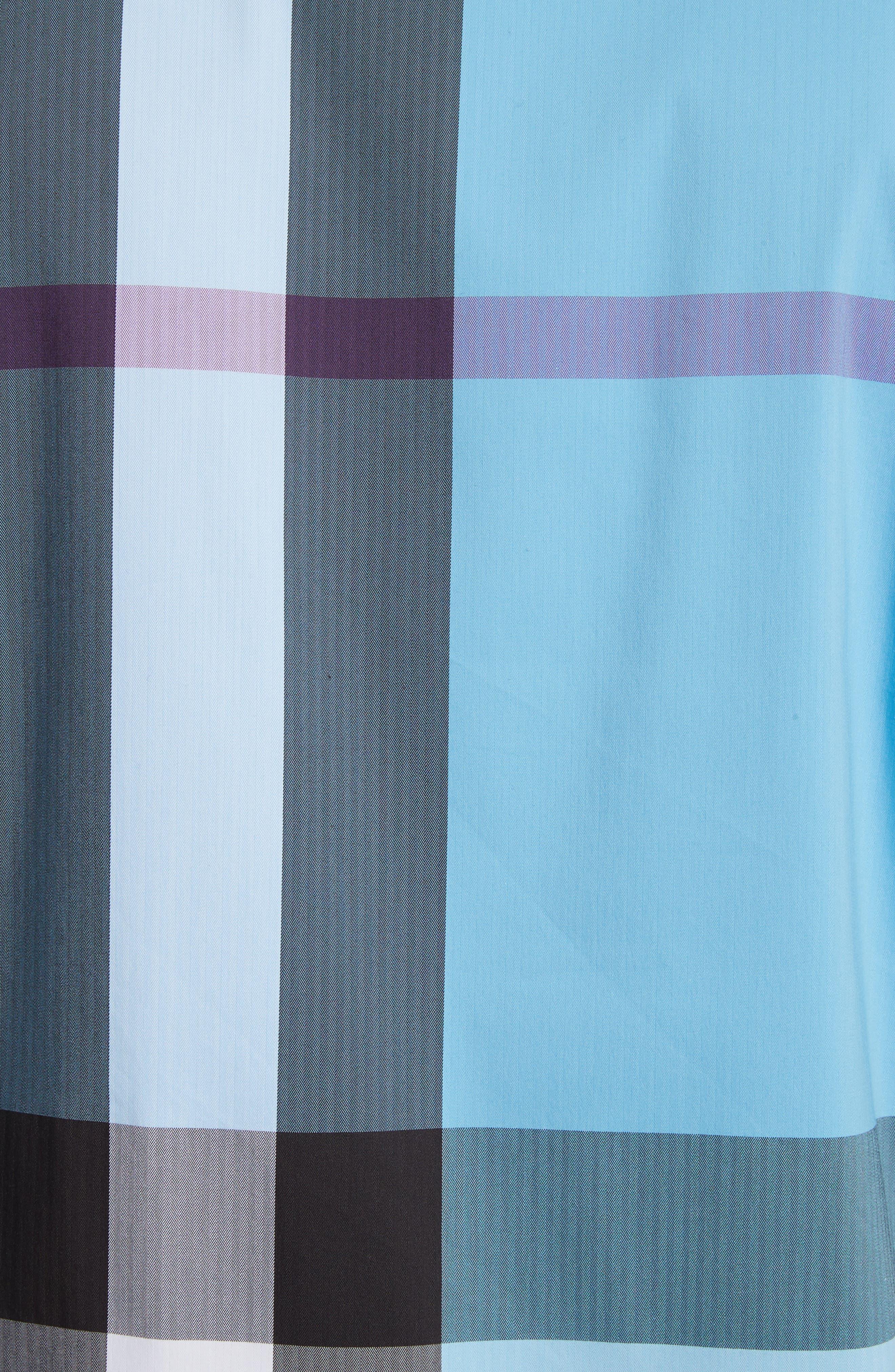 ,                             Thornaby Slim Fit Plaid Sport Shirt,                             Alternate thumbnail 33, color,                             439