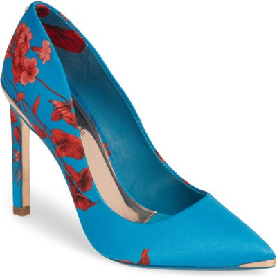 Ted Baker London Melnip Floral Print Pump