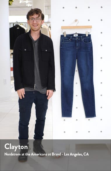 Transcend Vintage - Verdugo Skinny Jeans, sales video thumbnail