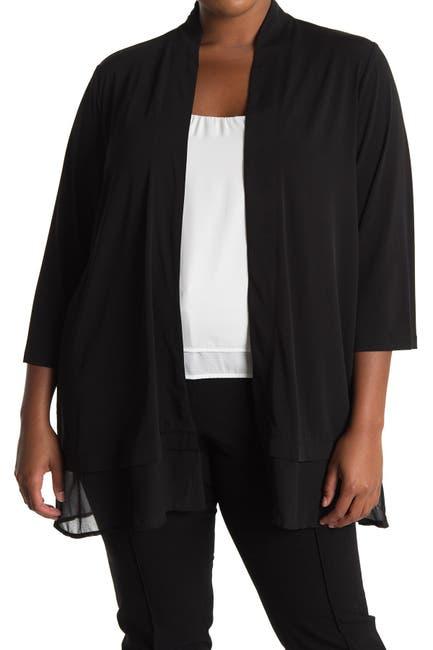 Image of T Tahari 3/4 Length Sleeve Cardigan