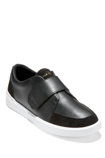 Image of Cole Haan Grand Crosscourt Monk Strap City Sneaker