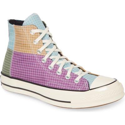 Converse Chuck 70 Quad Sneaker, Pink