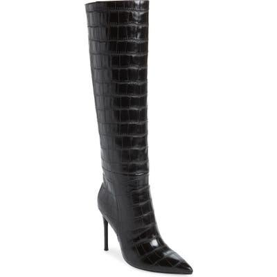 Jeffrey Campbell Arsen Knee High Boot, Black